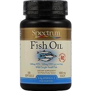 Spectrum Naturals - Flax Borage Oil, 8 fl oz liquid