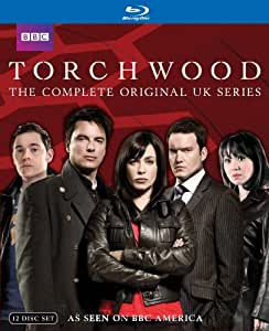 Torchwood: The Complete Series (Series 1-3) [Blu-ray]
