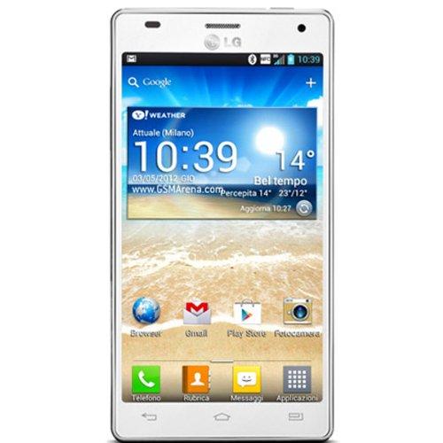 LG Optimus 4X HD P880 16GB White Factory Unlocked International Version