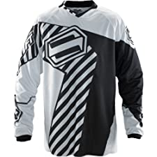 Fox Racing SHIFT Strike Jersey Hyde Black/White L