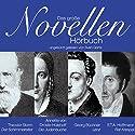Das große Novellenhörbuch Hörbuch von Theodor Storm, Annette von Droste-Hülshoff, Georg Büchner Gesprochen von: Sven Görtz