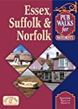 img - for Pub Walks for Motorists: Essex, Suffolk and Norfolk book / textbook / text book