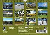 Wunderbare Oberpfalz 2017 (Wandkalender 2017 DIN A4 quer): Landschaften und Landmarken um Erbendorf, den Hessenreuther Wald und den Steinwald (Monatskalender, 14 Seiten ) (CALVENDO Natur) - Gerald Just
