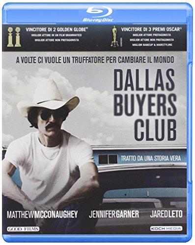 Dallas Buyers Club [Italia] [Blu-ray]