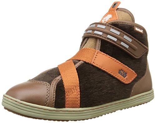 Kickers  Chewie,  Sneaker ragazzo Marrone marrone 31