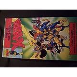 X-Men: Pryde of the X-Men  [VHS] ~ Michael Bell