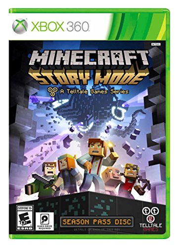 Minecraft: Story Mode (2015) (Video Game)