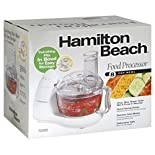 Hamilton Beach Food Processor, 8-Cup Bowl, 1 processor