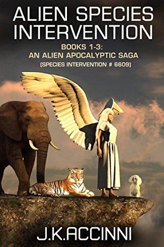 Alien Species Intervention by J.K. Accinni ebook deal