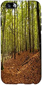 Snoogg In The Forest Of Darss In Germany Designer Protective Back Case Cover ...
