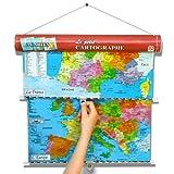Caly - Juguete educativo de geografía (015F) (versión en francés)