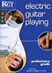 RGT - Electric Guitar Playing - Preli...
