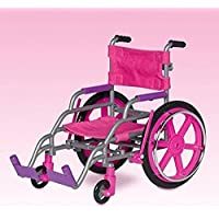 My Life As Wheelchair For 18 Inch Dolls, (Doll Not Included)