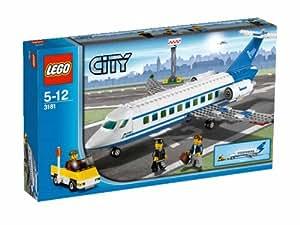 Lego - 3181 - Jeu de Construction - Lego City - L'Avion