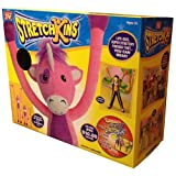 Stretchkins Unicorn Life-size Plush Toy That You Can Play, Dance, Exercise and Have Fun With