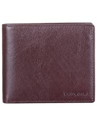 La Roma Brown Men's Wallet - B0105Q4BC6