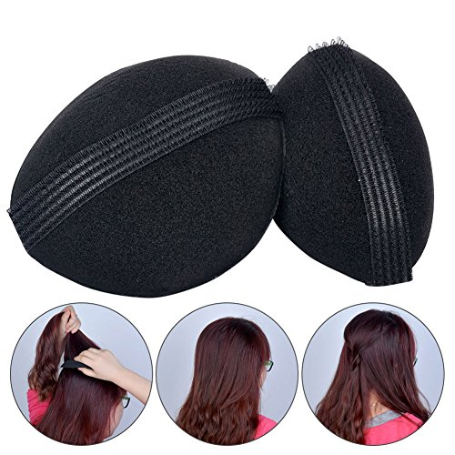 ckeyin-r-6-pcs-fluffy-hair-secondary-mat-heighten-pad-updo-tool-lady-diy-oval-sponge-hair-base-styli