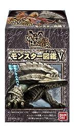 (仮)モンスターハンター モンスター図鑑5 BOX (食玩)