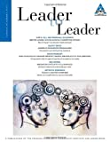Leader to Leader (LTL), Summer 2013 (J-B Single Issue Leader to Leader) (Volume 69)