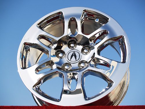 Acura MDX: Set of 4 genuine factory 18inch chrome