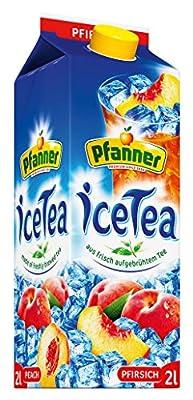 Pfanner Eistee Pfirsich, 6er Pack (6 x 2 l) von Pfanner bei Gewürze Shop