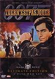 echange, troc James bond, Tuer n'est pas jouer - Edition Ultimate 2 DVD