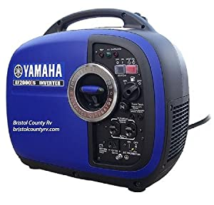 yamaha ef2000is portable rv generator ef2000isx