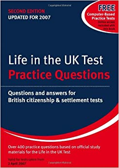 Life in the uk test book online