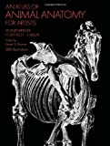 img - for An Atlas of Animal Anatomy for Artists (Dover Anatomy for Artists) book / textbook / text book