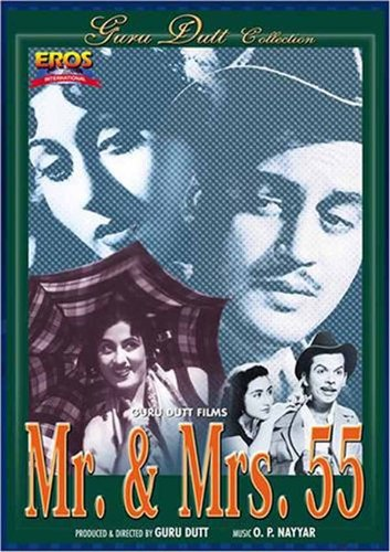 Mr. & Mrs. '55 (Hindi Film / Bollywood Movie / Indian Cinema DVD)