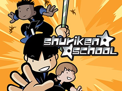 Shuriken School: The Complete Series