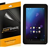 """[3-Pack] SUPERSHIELDZ- Anti-Bubble [HD Clear] Screen Protector For RCA 7"""" Tablet RCT6077W22 + Lifetime Replacements Warranty [3-PACK] - Retail Packaging"""