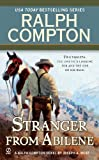 img - for Ralph Compton The Stranger From Abilene book / textbook / text book