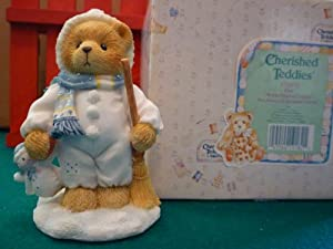 """Earl"" Cherished Teddies 131873"