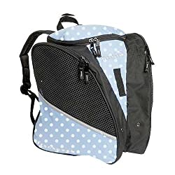 Transpack ICE Skate BackPack - Powder Dot