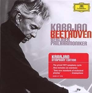 Beethoven : Symphonies (Coffret 6 CD)