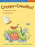 img - for Creepy-Crawlies!: 13 Buzzing Pieces for Piano (Trinity Repertoire Library) book / textbook / text book