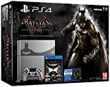 PS4 Steel Grey + Batman Arkham Knight [Bundle Limited]