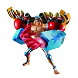 Megahouse One Piece: Portrait Of Pirates: Sa-Maximum Armored Franky Excellent Model Limited PVC Figu