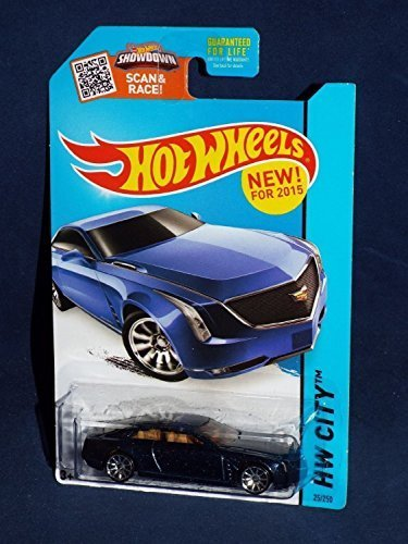 2015 Hot Wheels Hw City: Cadillac Elmiraj - New! (Hot Wheels New For 2015 compare prices)