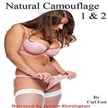 Natural Camouflage 1 & 2 (       UNABRIDGED) by Carl East Narrated by Jazmin Kensington