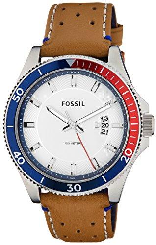 Reloj Fossil Wakefield Fs5054 Hombre Blanco