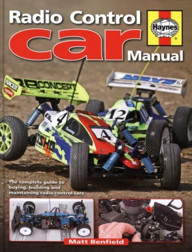 51kdKYdNw0L Radio Control Car Manual: The Complete Guide to Buying, Building and Maintaining Radio Control Cars