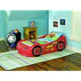 Little Tikes Lightning McQueen Roadster Toddler Bed ~ Little Tikes