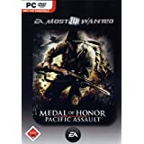 "Medal of Honor: Pacific Assault [EA Most Wanted]von ""Electronic Arts GmbH"""