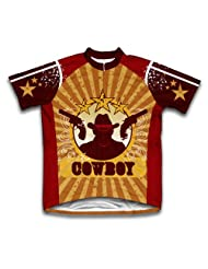 Country Throwdown Short Sleeve Cycling Jersey for Women