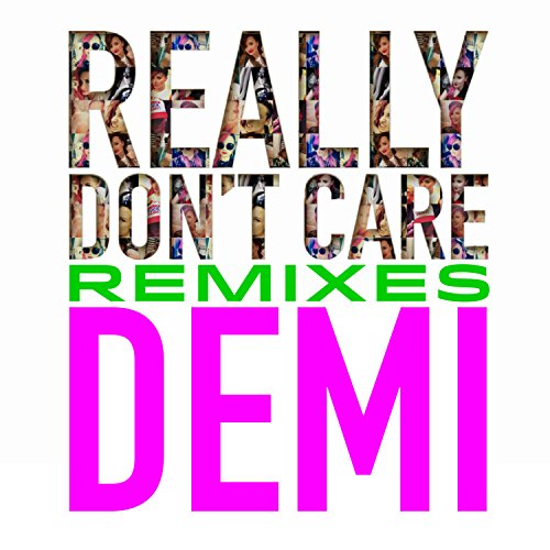 Demi Lovato-Really Dont Care (Remixes)-WEB-2014-LEV Download