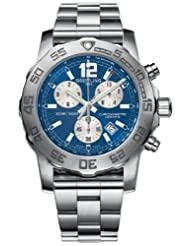 NEW BREITLING AEROMARINE COLT CHRONOGRAPH II MENS WATCH A7338710/C848