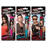 Jersey Shore: Mike The Situation, Pauly D, and Snooki Talking Pen Set