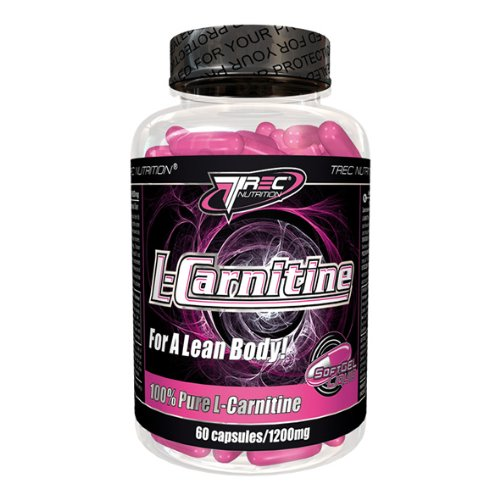 L-Carnitine Softgel x 60 capsules, Ideal Fat Loss Supplement for Women & Men